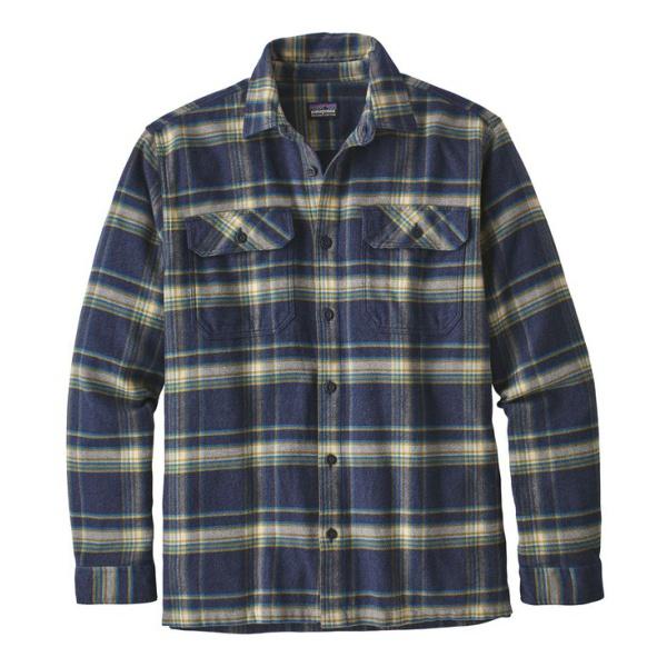 Рубашка Patagonia Patagonia Flord Flannel мужская блузки и рубашки