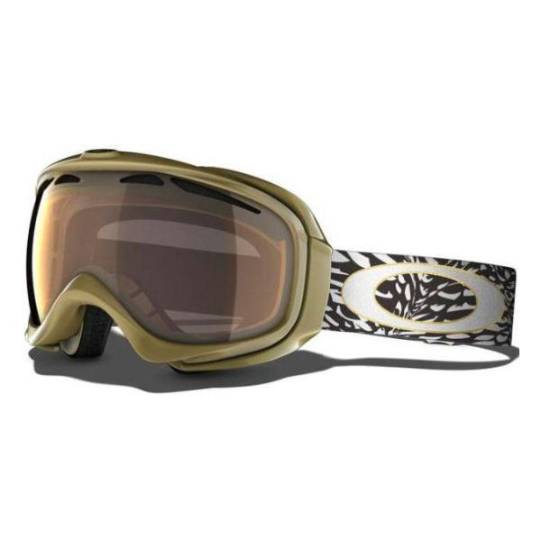 Горнолыжная маска Oakley Oakley Elevate хаки
