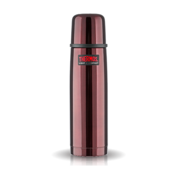 цена Термос Thermos Thermos FBB 500-Bc Midnight Red темно-красный 500мл
