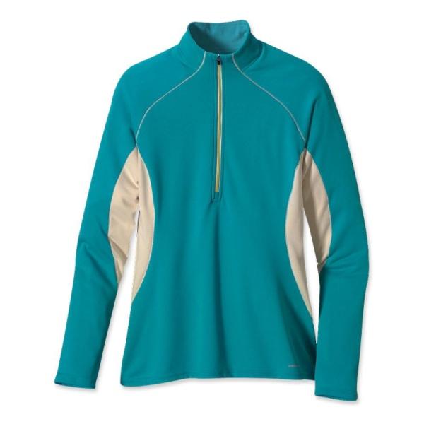 Футболка Patagonia Patagonia Capilene® 3 Midweight Zip-Neck женская patagonia merino 3 midweight zip neck