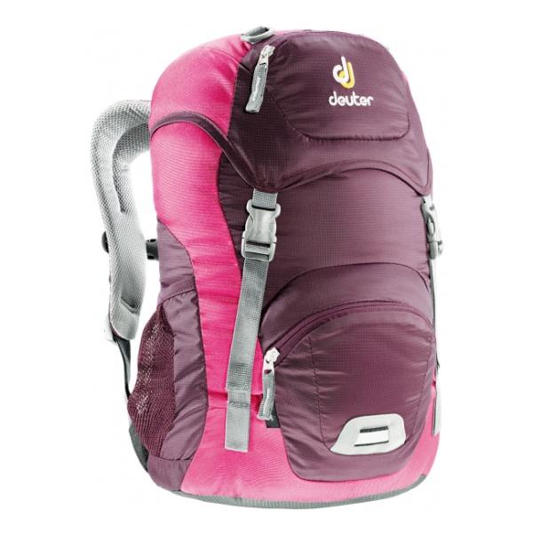 Рюкзак Deuter Junior детский темно-розовый 18л