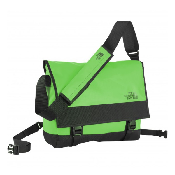 Сумка на плечо The North Face BC Messenger Bag M зеленый M