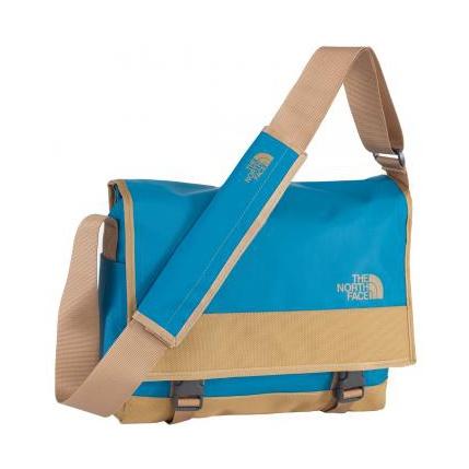 Сумка на плечо The North Face BC Messenger Bag M голубой M