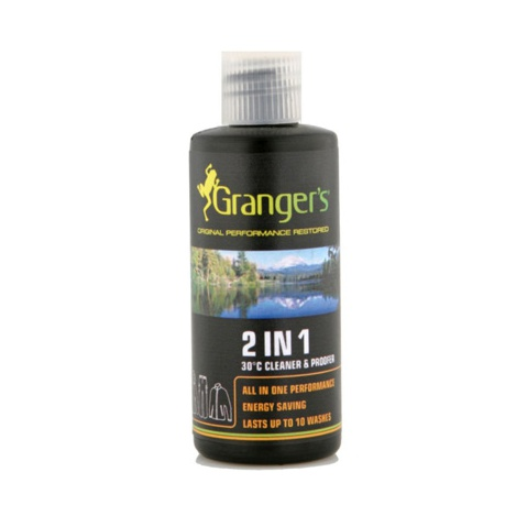 �������� Grangers GRF25 30' 2 in 1 Cleaner & Proofer Bottle 60ML