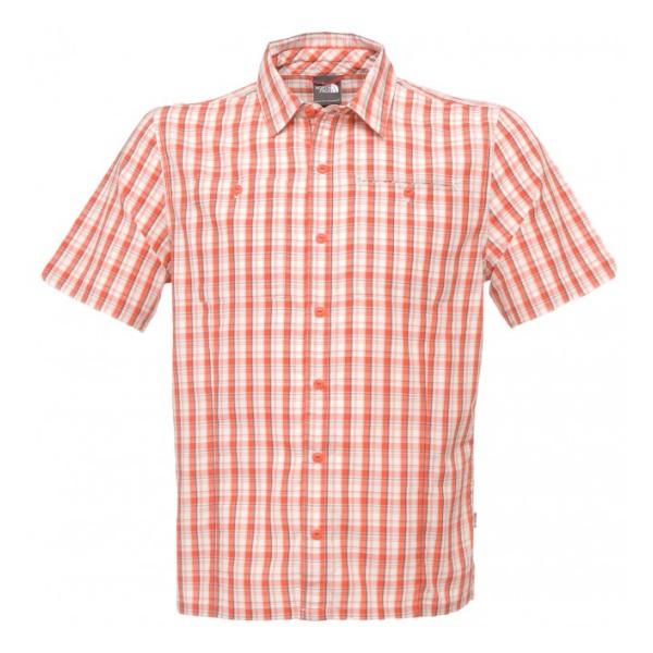 ������� The North Face Short Sleeve Gilgit Woven Shirt