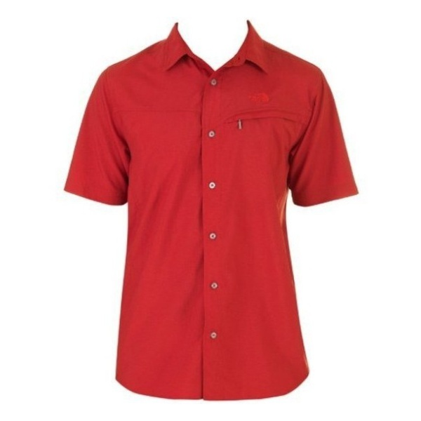 Рубашка The North Face M Short Sleeve Sequoia
