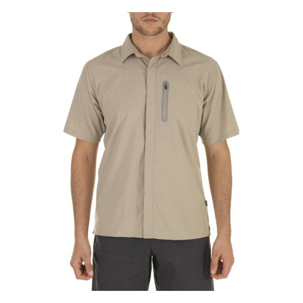 Рубашка The North Face Short Sleeve Skyang Woven