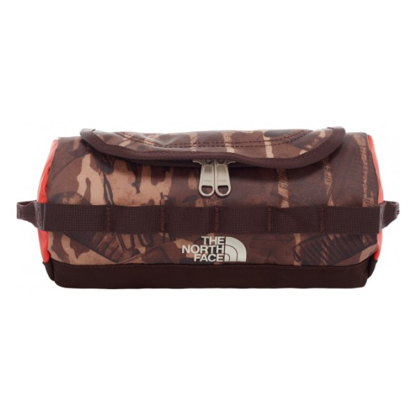Несессер The North Face Base Camp Travel Canister коричневый ONE