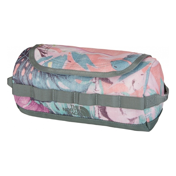 Несессер The North Face Base Camp Travel Canister розовый ONE*