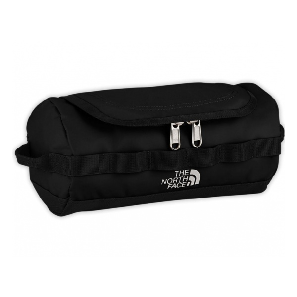 Несессер The North Face Base Camp Travel Canister черный ONE