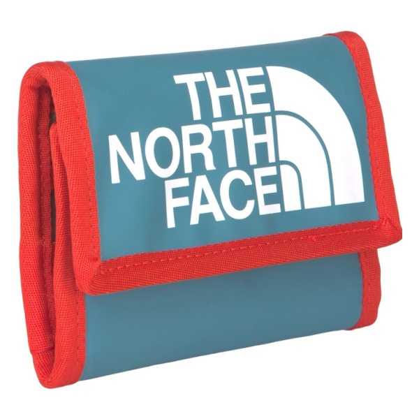 Кошелек The North Face Base Camp Wallet голубой OS