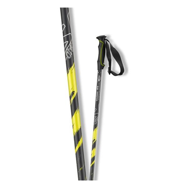 Горнолыжные палки Salomon Salomon F-One черный 110 словени горнолыжные курорты куплю путевку не дорого