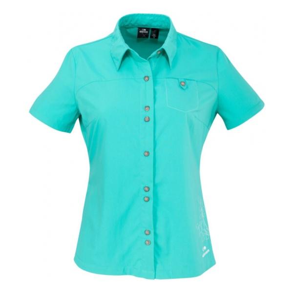 Рубашка Eider Eider Batang Short Sleeves женская пленка на окна от ультрафиолета