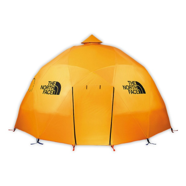 Палатка The North Face The North Face 2-Meter Dome 8 желтый ONE what s in there
