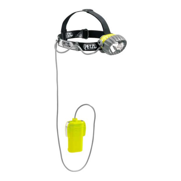 Фонарь налобный Petzl Petzl Duobelt Led 5 petzl duo led 14