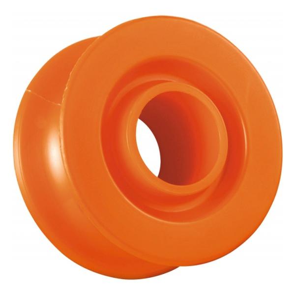 Блочек Petzl Petzl Ultralegere оранжевый