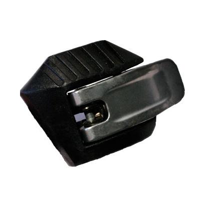Алюминиевая нижняя клипса (комплект) Full Tilt серебристый прав