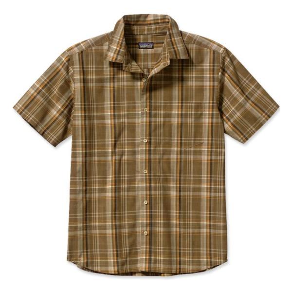 Рубашка Patagonia S/S Pragmatist