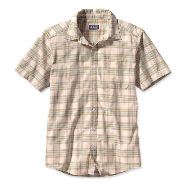 Рубашка Patagonia S/S Go To Shirt