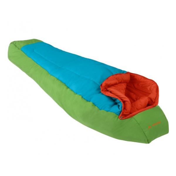 Спальник Vaude Dreamer Adjust 350 S зеленый RIGHT