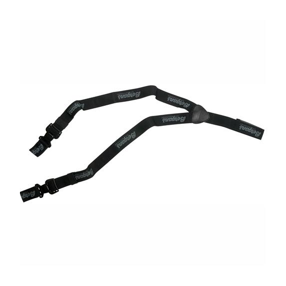 купить Подтяжки Bergans Bergans Suspenders Velcro черный M недорого