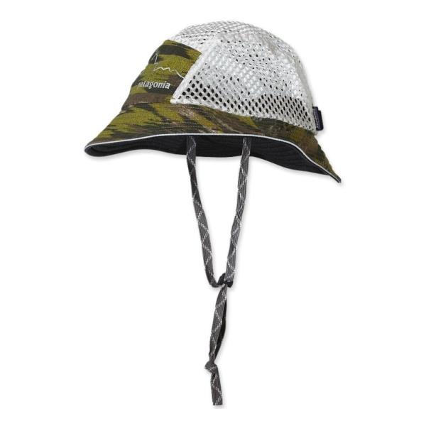 Панама Patagonia Duckbill Bucket Hat хаки