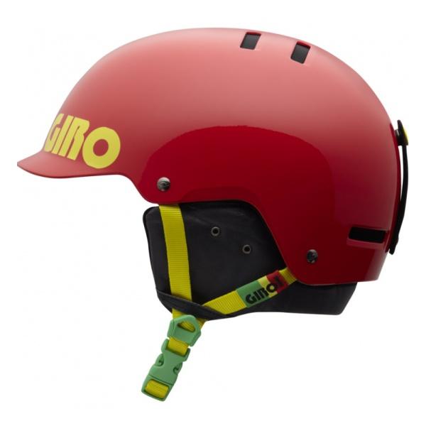 Горнолыжный шлем Giro Surface 2 красный S(52/55.5CM)