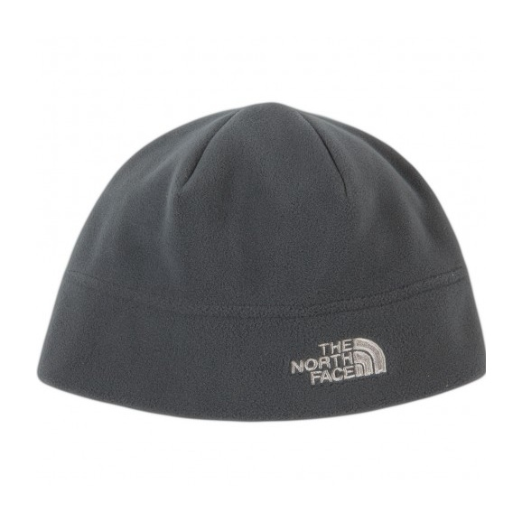Шапка The North Face The North Face Flash Fleece Beanie темно-серый M the north face triple cable pom beanie красный one t0cln6