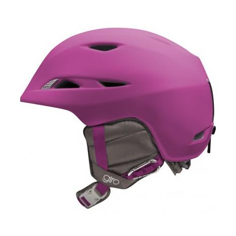 Горнолыжный шлем Giro Lure малиновый S(52/55.5CM)