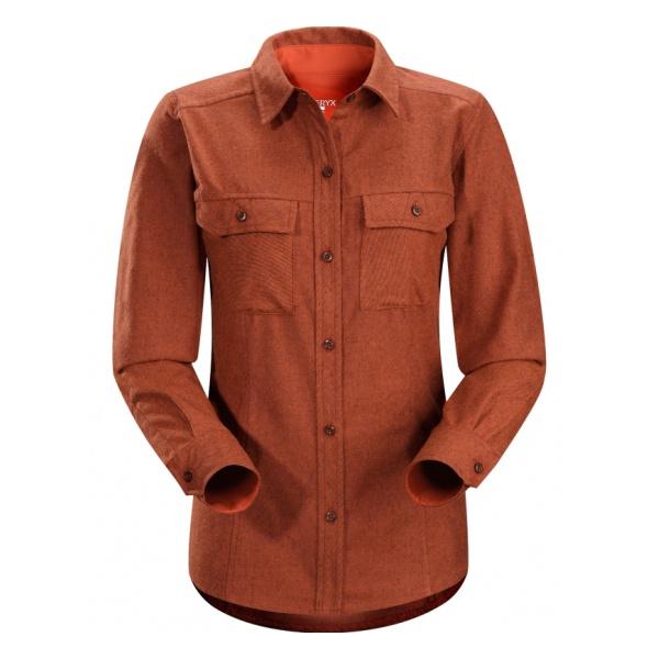 Рубашка Arcteryx Tavla Shirt LS женская
