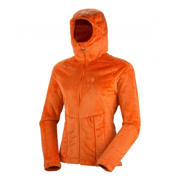 Куртка Millet Powder Fleece Hoodie женская