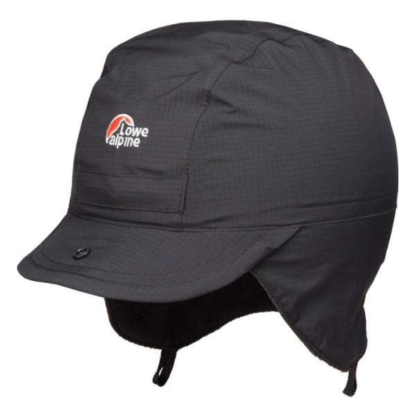 Кепка Lowe Alpine Lowe Alpine Classic Mountain Cap черный M lowe alpine 2 х компонентная 20мм черный