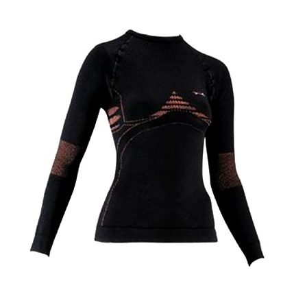 Футболка X-Bionic Shirt Long Extra Warm женская