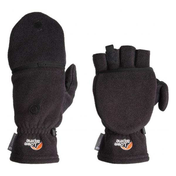 Варежки Lowe Alpine Lowe Alpine Aleutian Convert Mitt перчатки lowe alpine lowe alpine power stretch glove