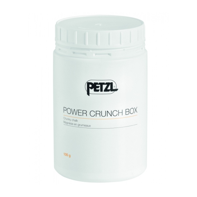 Магнезия Petzl Petzl Power Crunch Box 100G цена