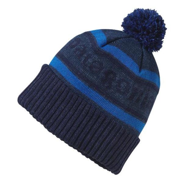 Шапка Patagonia Powder Town Beanie темно-синий