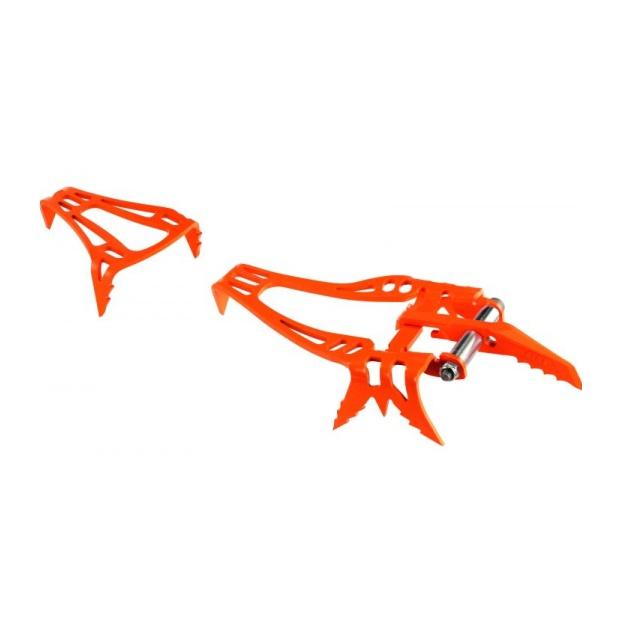Кошки Petzl Petzl D-Lynx оранжевый цена и фото
