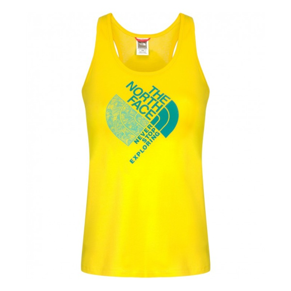 Майка The North Face The North Face Iliad Tank Top женская майка женская dc star tank tees tropical green