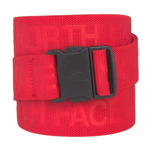 Ремень The North Face The North Face Sender Belt красный OS the north face бермуды