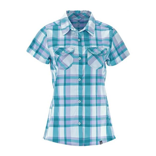 Рубашка Salomon Equation shirt женская