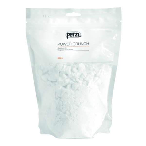 Магнезия Petzl Petzl Power Crunch (200 г) 200G магнезия petzl petzl power crunch 25гр