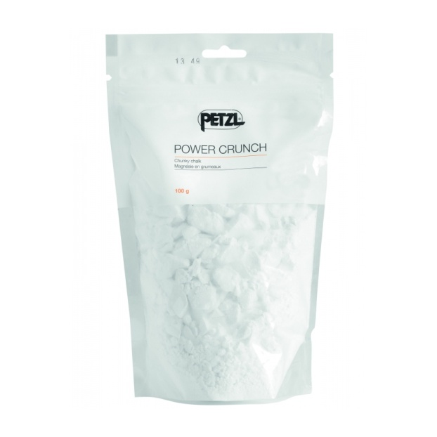 Магнезия Petzl Petzl Power Crunch (100 г) 100G магнезия petzl petzl power crunch 25гр