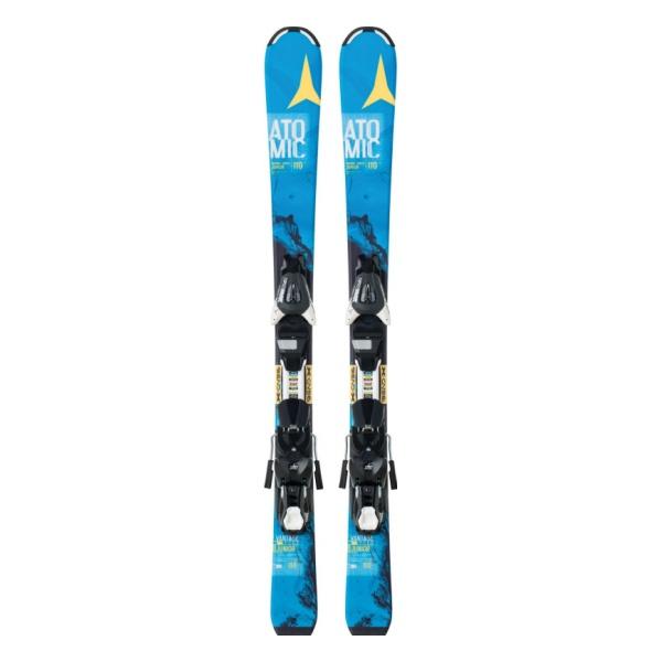 Горные лыжи Atomic Vantage Junior II + Ezy 5 детские (15/16)