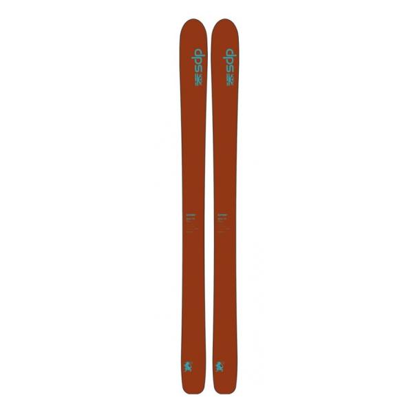 Горные лыжи DPS DPS Wailer 105 Hybrid T2 (14/15) какие лыжи и ботинки для школы