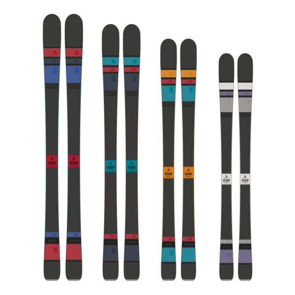 Горные лыжи Scott Black Majic (14/15)