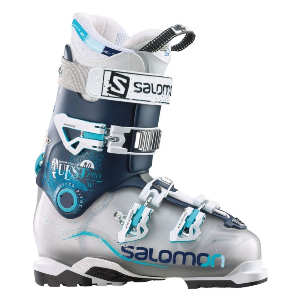 где купить Горнолыжные ботинки Salomon Salomon Quest Pro 80 женские по лучшей цене