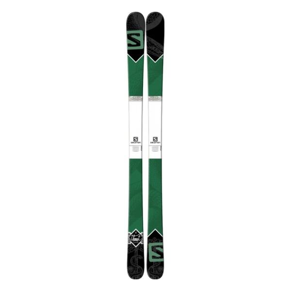 Горные лыжи Salomon Threat темно-зеленый (14/15)
