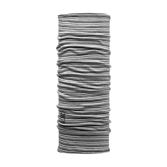 Бандана Buff Dyed Stripes Pilkas (Wool Buff®) Детская 53/62