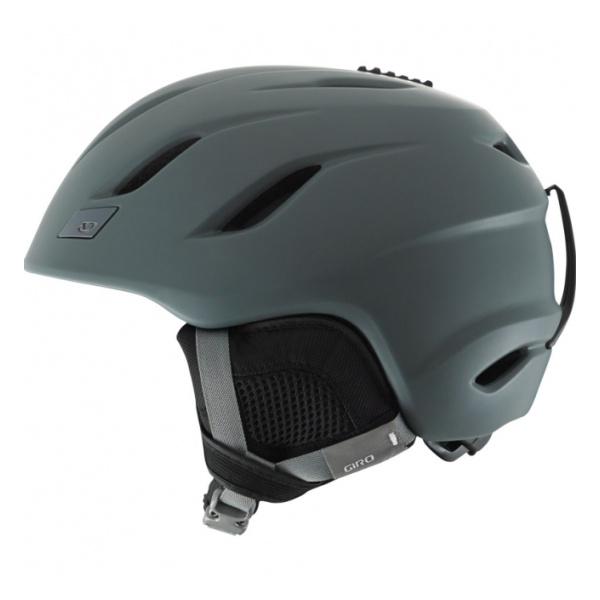 Фото - Горнолыжный шлем Giro Giro Nine 2015 серый S(52/55.5CM) шлем горнолыжный giro nine 7093766 серый размер xl 62 65