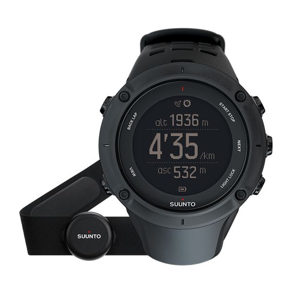 Часы Suunto Ambit3 Peak (HR) черный